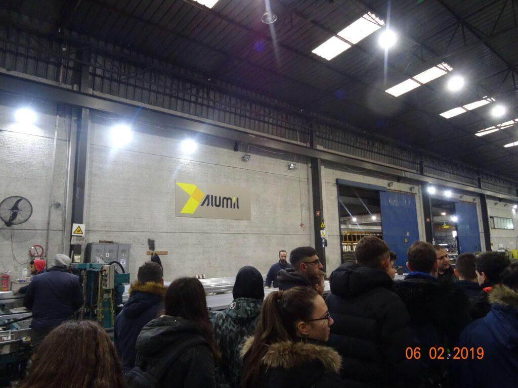Το Παραγωγικό Σκασιαρχείο ταξιδεύει στην Alumil