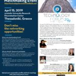 6th technology forum announcement B2B