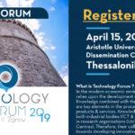 6th technology forum facebook