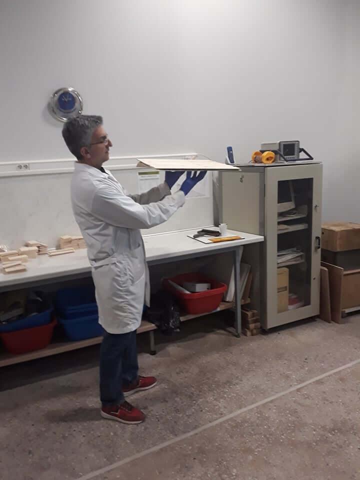 Το Παραγωγικό Σκασιαρχείο επισκέπτεται τις νέες εγκαταστάσεις της CHIMAR 4