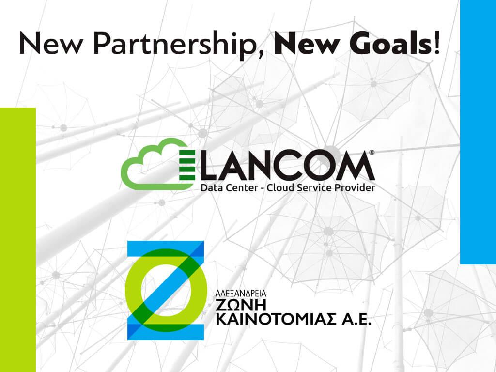 New Partnership, New Goals!
