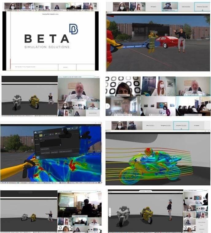 Παραγωγικό Σκασιαρχείο BETA CAE SYSTEMS 9