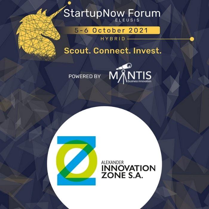 Η ΑΖΚ υποστηρικτής του StartUp Forum 2021